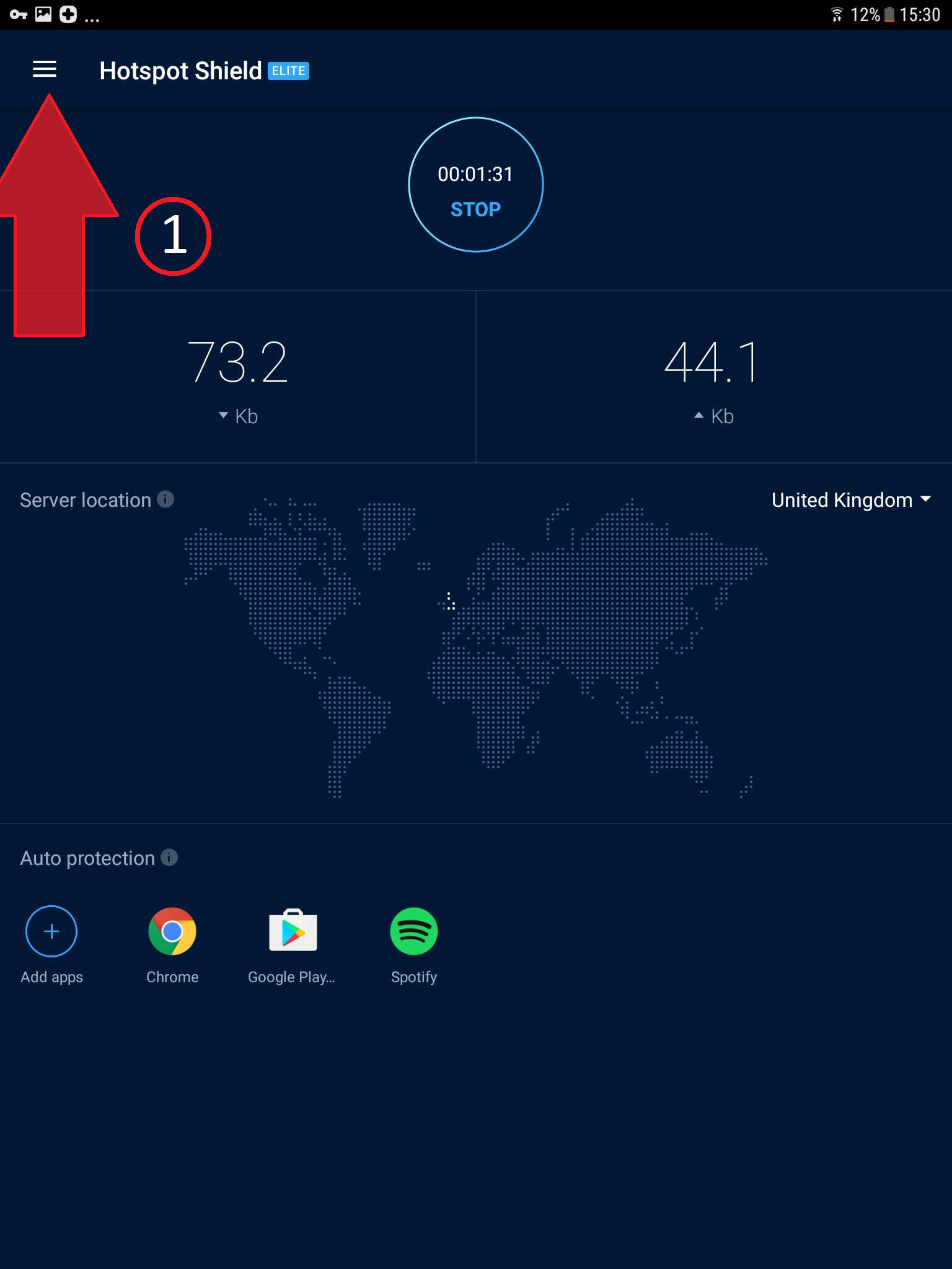 Setting Auto-on for Networks – Hotspot Shield Help Center